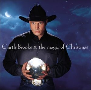 So I guess that Garth Brooks moonlights as a fortune teller. Or some sort of dark seer bandit from the Old West.
