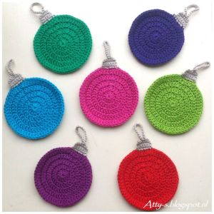 You can also call them pot holders, too. And they all come in so many different colors.