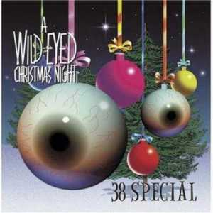 Okay, eyeball ornaments are utterly creepy and not suited for Christmas at all. So why did they think this album cover was a good idea?