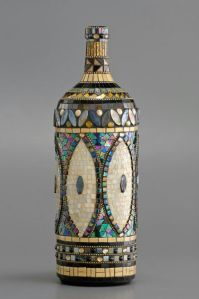 Yes, they have mosaic bottles like these, too. Love the design on this one.