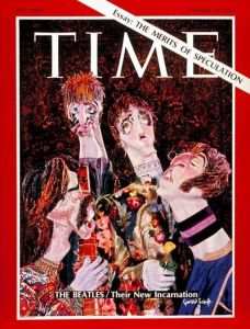 So why did Time decide to go with freakish Beatles puppets? Couldn't they just put a photo of the Fab Four and leave it at that?