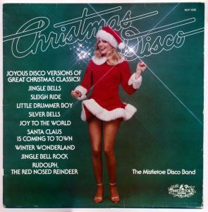 Yes, Christmas disco albums do exist. But at least this album didn't feature Santa Claus in a red polyester suit. Because that would've been worse.