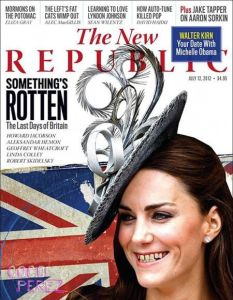 Yet, do we have to bring Princess Kate's dental health into this? Besides, those teeth aren't even real.