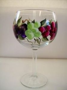 This one has 3 kinds of grapes that are in 3 different colors. I'm sure a wino will love this.