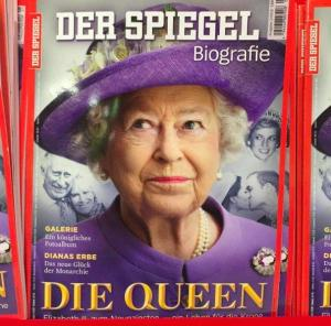 "Okay, they're really not telling the Queen to die even though it seems so. ""Die"" here simply means ""the."" So there's nothing to worry about."