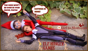 Yes, what elves like Flicker are capable of doing is quite chilling during the Hunger Games. Peeta never stood a chance.