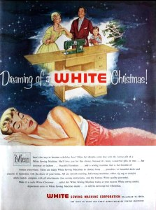 "From Buzzfeed: ""I'm positive this is not the ""white Christmas"" she was dreaming about."" I kind of agree."