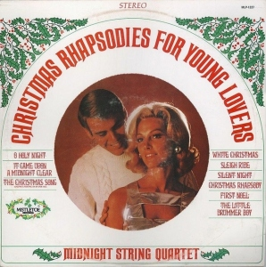 """Sure they may list traditional hits. But the vibes I get from this picture is """"Baby It's Cold Outside."""""""