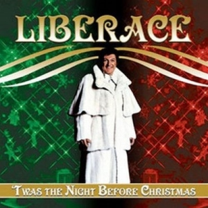 So what did Liberace do to get a coat of so much fur? Shoot a polar bear? Seems reasonable enough.