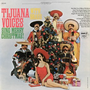 However, according to the album, they even suggest that Tijuana women are known for their distinctive mustaches. Don't say we didn't warn you.