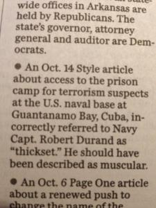 As if his figure has anything to do with the article about Gitmo detainees. Seriously, why?