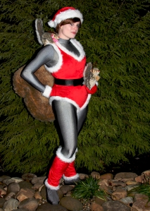 Squirrel Girl is a Marvel superheroine who originally appeared in the 1990s. She tends to be quite popular with her power being the ability to talk to squirrels. Yes, you read that right.