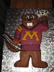 Yes, I know Minnesota's mascot is kind of a joke. But c'mon, gophers are persistent pests that are hard to get rid of. So yo shouldn't underestimate them.