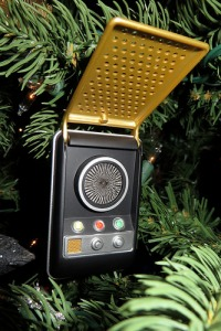 Okay, it probably doesn't work. But they're so iconic that I couldn't do a Star Trek Christmas post without featuring it.