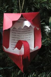 After all, nothing says Christmas like a letter from your mom yelling at you after you and your best friend use the family car to get to Hogwarts which crashed into the Whomping Willow. And having that car go rogue ever since. Still, when Mrs. Weasley gets pissed, watch out.