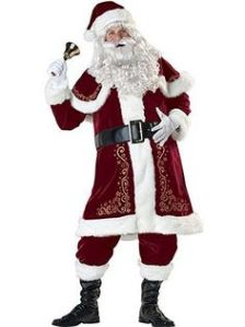 Funny I didn't put a traditional Santa in my SantaCon post from last year. Still, hope this makes up for it.
