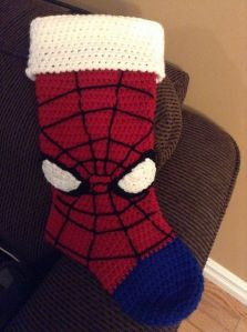 Even has the Spidey eyes and blue at the foot. Still, this is great.