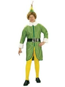 Actually Buddy the Elf would really not have any idea about SantaCon. And he wouldn't really understand a wasted Santa. Please don't try to explain.