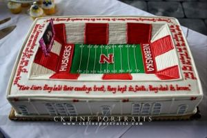 Well, Nebraska is home of the Huskers which is an odd name for a team. But not surprising for a state known for agriculture.