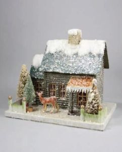 Helps that it has trees, snow, and deer. Nevertheless, you can't help but like this one.