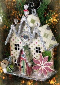 This one seems like it would belong in Whoville. But you can't hate the festive patterns.