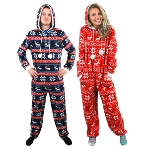 Yes, they have these, too, and for adults. And they come with hoods.