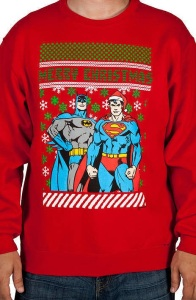Because why choose when you can have both? And in an ugly sweater style?