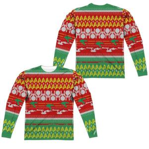 Yes, I know these are quite hideous. But that's the thing with ugly Christmas sweaters. Otherwise, it wouldn't be logical.