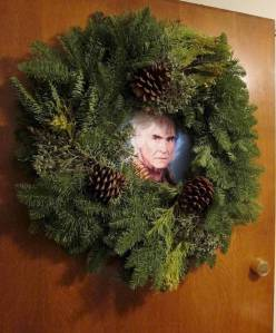 After all, you just can't have a Star Trek Christmas without it. But we have to admit that Khan is a very bad guy. Still, this is funny.