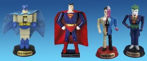 Though you can say most of these nutcrackers are genuine nuts. Yet, Superman has his moments.