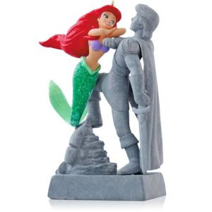 After all, nothing says Christmas like musing about changing everything about yourself for a guy you just met. Sure Ariel is more proactive than other Disney Princess, but she's very much immature.
