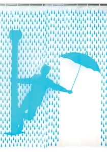 I guess this is the iconic Gene Kelly pose from Singin' in the Rain. Too bad he uses his umbrella as a dancing prop.