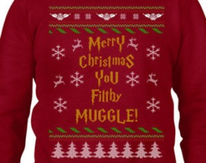 Don't worry, Muggles, that's just a term of endearment in the wizarding world. Still, I think it's funny.