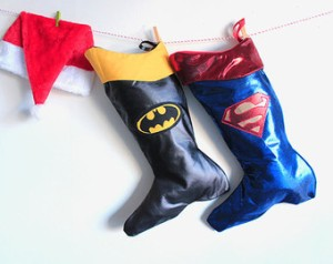 These are of Batman and Superman. Because after all, they're probably in the biggest demand.