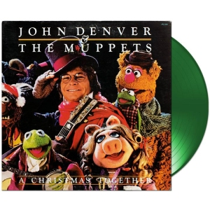 This came out in the 1980s since John Denver died in a plane crash during the 1990s. But yes, this exists.