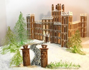 After all, they have gingerbread versions of other noteworthy buildings. Still, this is great.