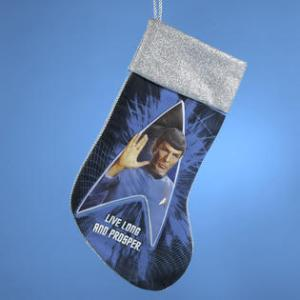 Yes, they have these, too, with Spock's famous catchphrase. I mean he's a very popular character which is fascinating.