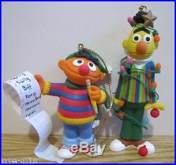 And it seems that Ernie has a lot of things he wants for Christmas. Meanwhile, Bert had an accident and got himself tangled.