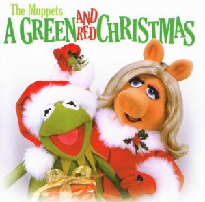 Features Kermit and Miss Piggy on the front. But I'm sure all the Muppets are well represented in the song listing.