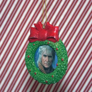 I can go on with this wreath of Khan stuff all day. After all, that phrase is just in the Trek spirit of the season.