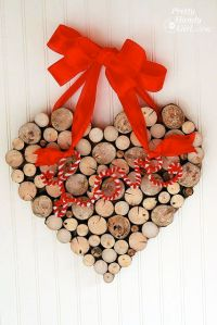 Well, it's a heart made out of corks. Sure it may say love, but you have to wonder if drinking was involved in the creation.