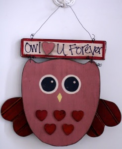"This one has ""Owl"" instead of ""I'll."" Nevertheless, it's so adorable that any child will love it."