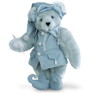 Yes, this is a Jacob Marley Bear from A Christmas Carol. Chains not included.