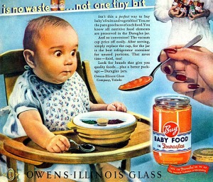 "This baby's like, ""Please, don't stick that into my mouth. Are you really not trying to poison me?"""
