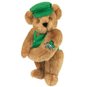 For the record, I don't think there are bears in Ireland. But this guy's adorable anyway.