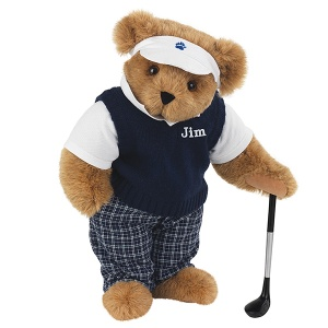 Though golf is a boring sport, it's inexplicably popular. So I had to include this guy.