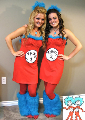 Sexy thing 1 and 2