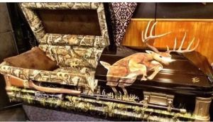 The Funerary World of Coffins | The Lone Girl in a Crowd