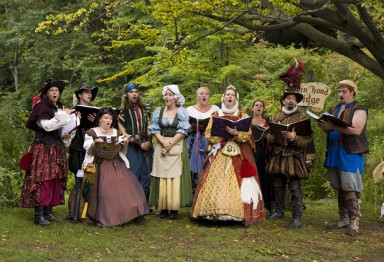 Renaissance Fairs: The Lone Girl In A Crowd