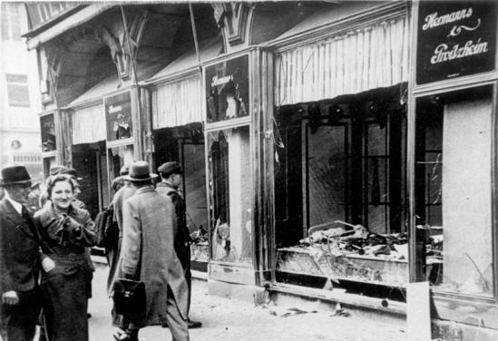 Kristallnacht-Magdeburg-Germany-November-1938
